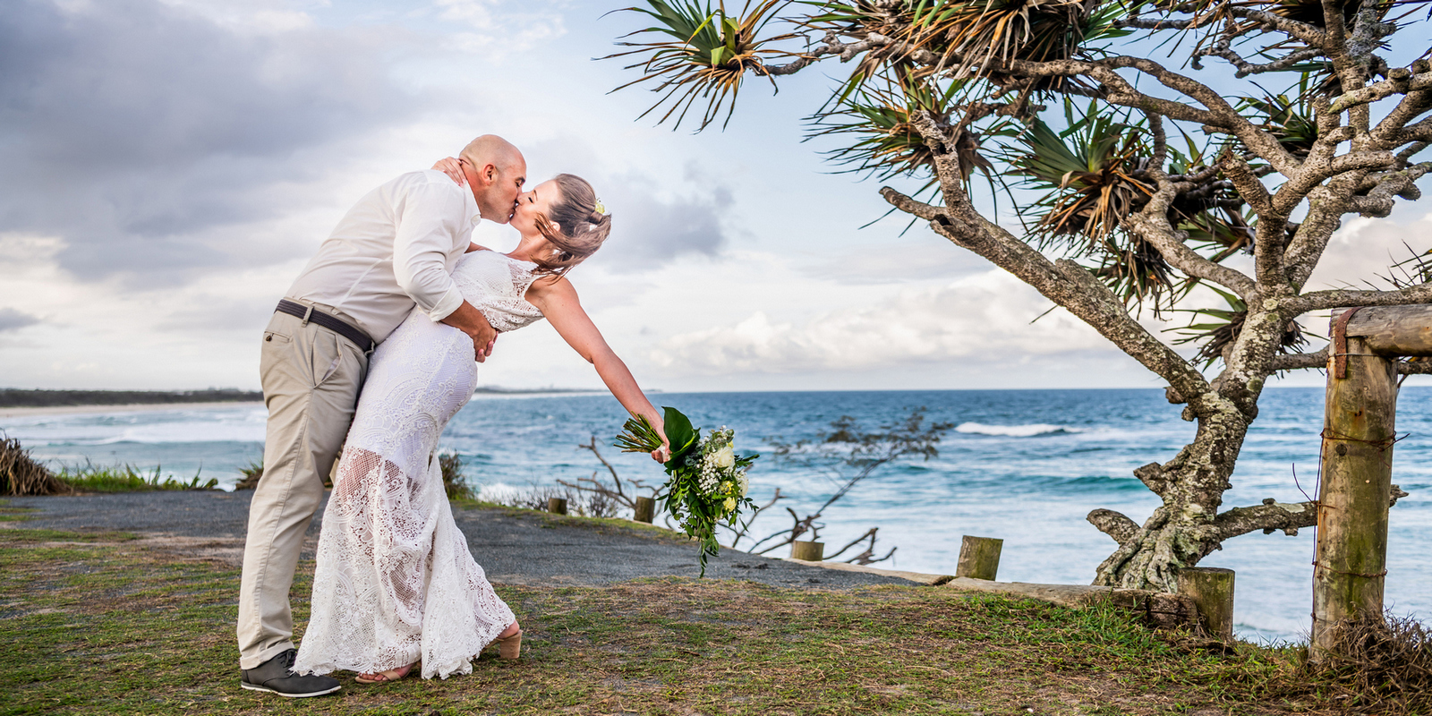 wedding day photo at gold coast