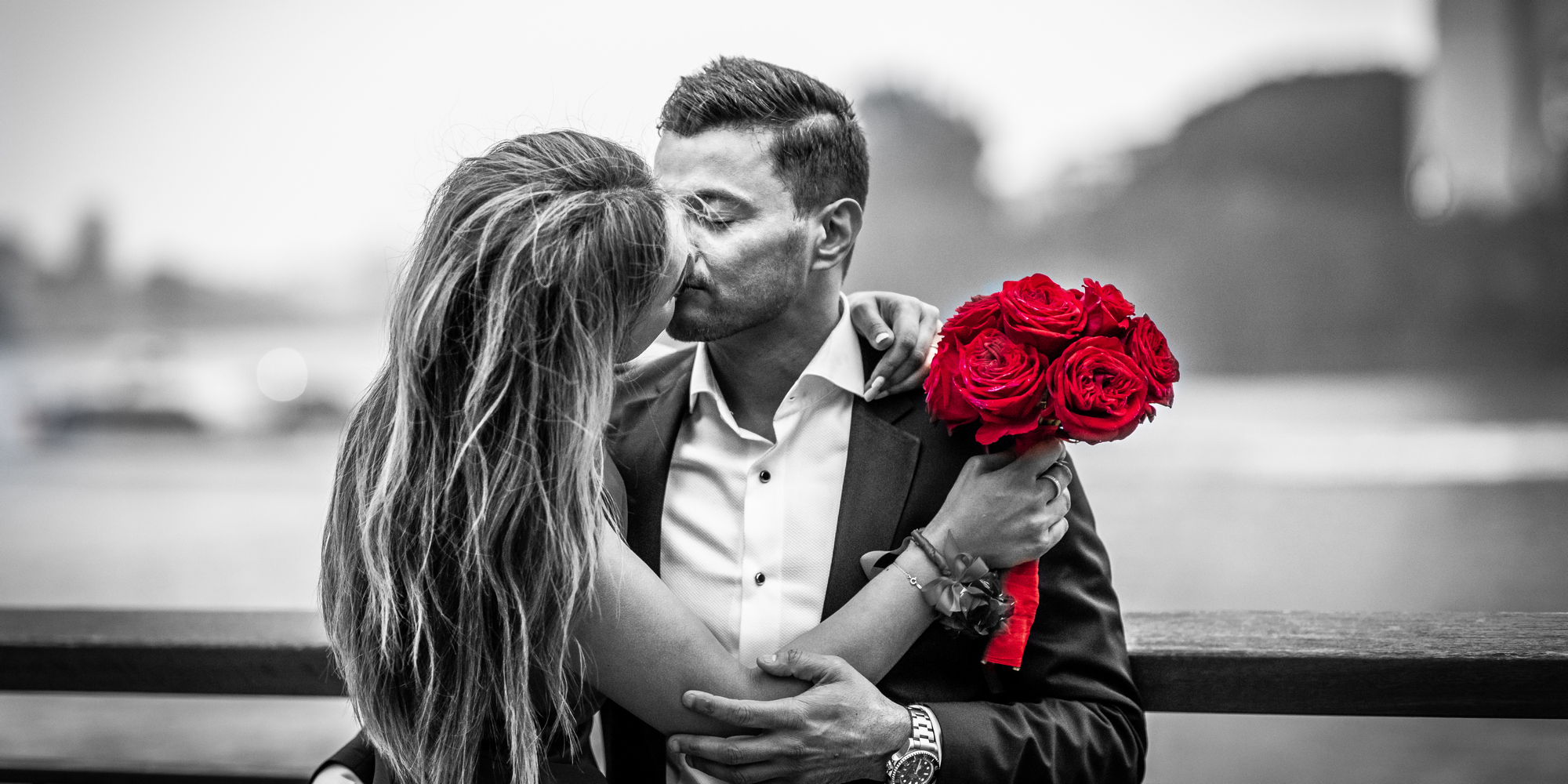 Engagement photo in Brisbane